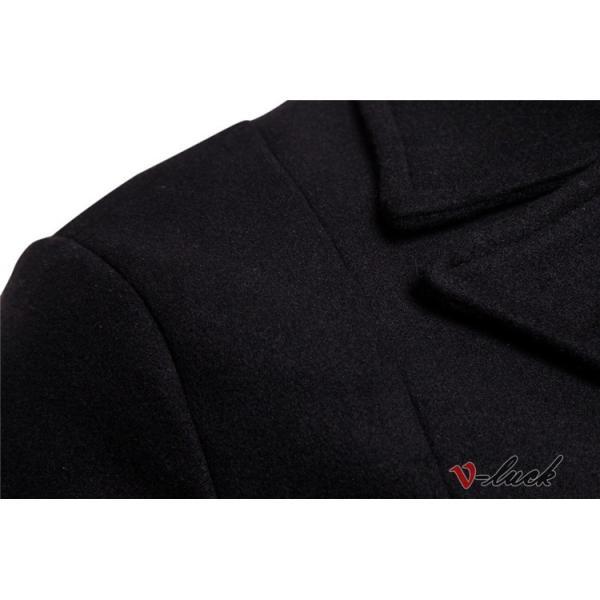 ビジネスコート チェスターコート メンズ ロングコート ジャケット コート ビジネス 紳士服 アウトドア おしゃれ 春物|otasukemann|13