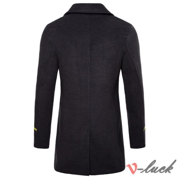ビジネスコート チェスターコート メンズ ロングコート ジャケット コート ビジネス 紳士服 アウトドア おしゃれ 春物|otasukemann|05