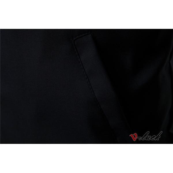 フルジップパーカー メンズ 無地 長袖 マウンテンパーカー ウィンドブレーカー カジュアル ジャケット ジャパンー 春服|otasukemann|13