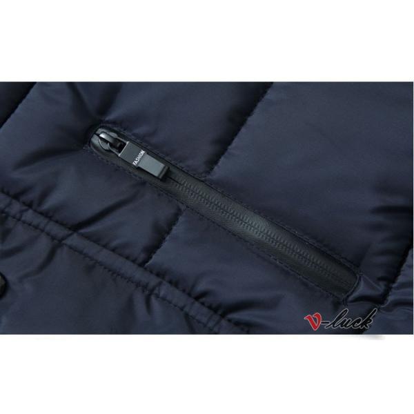 ライトアウター メンズジャケット 中綿ジャケット ファッション ジャケット ダウンジャケット あったか おしゃれ 春|otasukemann|12