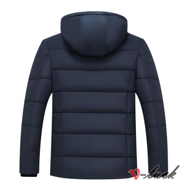 ライトアウター メンズジャケット 中綿ジャケット ファッション ジャケット ダウンジャケット あったか おしゃれ 春|otasukemann|07