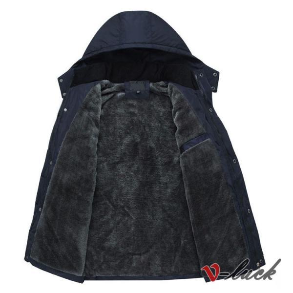 ライトアウター メンズジャケット 中綿ジャケット ファッション ジャケット ダウンジャケット あったか おしゃれ 春|otasukemann|08
