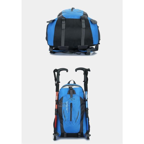 旅行リュック リュックサック 大容量 ザック バックパック 30L 登山 アウトドア 遠足 リュック 撥水 ハイキング 新作 セール|otasukemann|12