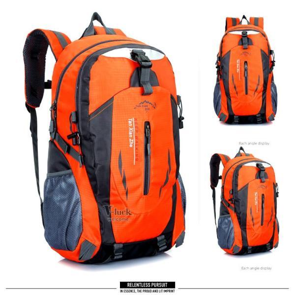 旅行リュック リュックサック 大容量 ザック バックパック 30L 登山 アウトドア 遠足 リュック 撥水 ハイキング 新作 セール|otasukemann|07