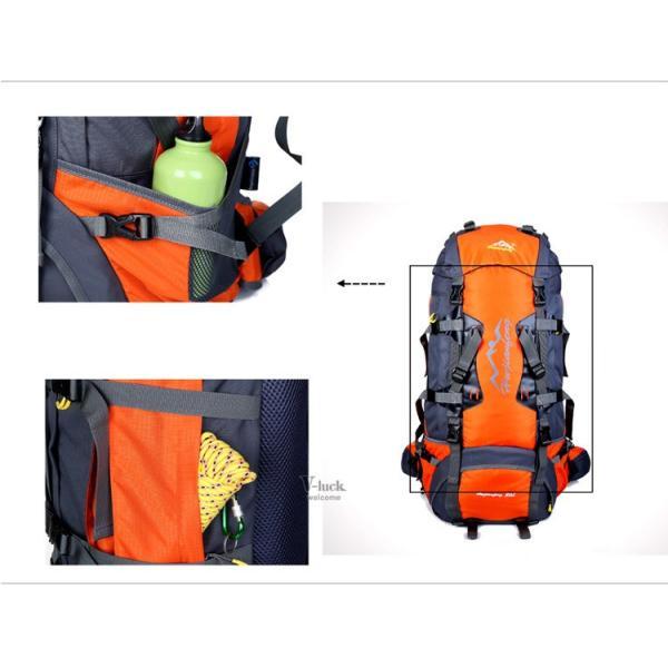 大容量 リュックサック バックパック ザック 登山リュック 80L 登山 登山バックパック 旅行 防水 アウトドア otasukemann 18