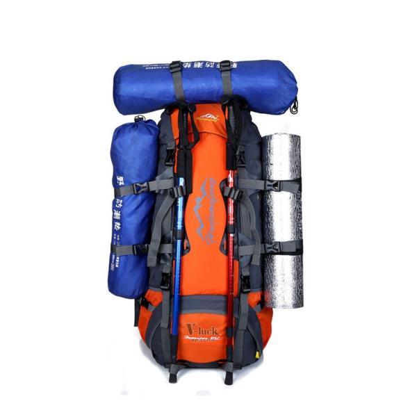 大容量 リュックサック バックパック ザック 登山リュック 80L 登山 登山バックパック 旅行 防水 アウトドア otasukemann 07