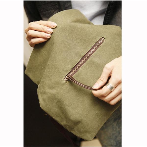 斜めがけ メンズ ショルダーバッグ メッセンジャーバッグ 口折れ バック かばん ポシェット 斜め掛け 2Wayバッグ 鞄|otasukemann|16