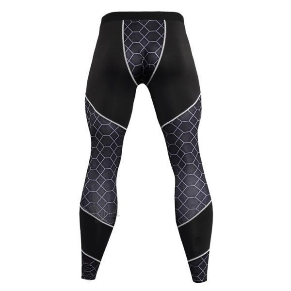 スポーツパンツ メンズ ボトムス ヨガウェア レーシングタイツ コンプレッションウェア 加圧パンツ トレーニングウェア 速乾 吸汗 otasukemann 11