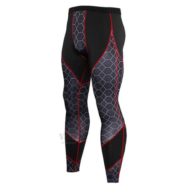スポーツパンツ メンズ ボトムス ヨガウェア レーシングタイツ コンプレッションウェア 加圧パンツ トレーニングウェア 速乾 吸汗 otasukemann 13
