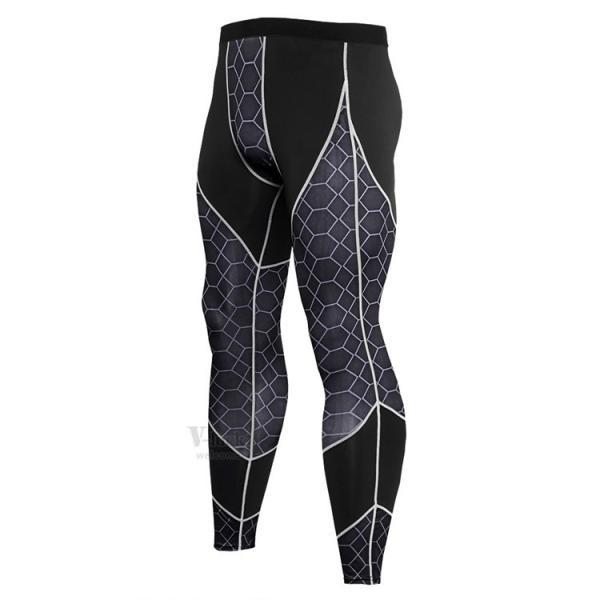 スポーツパンツ メンズ ボトムス ヨガウェア レーシングタイツ コンプレッションウェア 加圧パンツ トレーニングウェア 速乾 吸汗 otasukemann 10