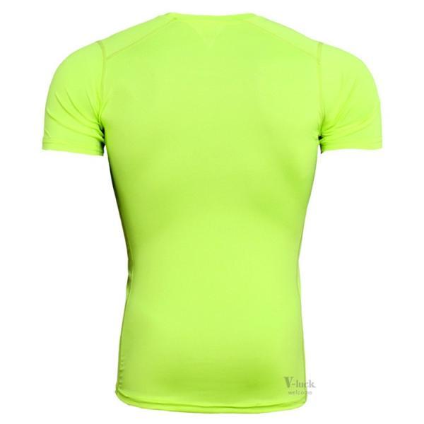 コンプレッションウェア メンズ アンダーシャツ 加圧シャツ 半袖 フィットネスウェア Tシャツ トレーニング レーシングシャツ 吸汗速乾 otasukemann 14