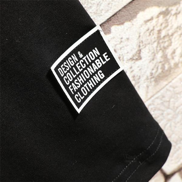 夏服 Tシャツ メンズ 半袖Tシャツ プリント カジュアル ルームウェア 部屋着 お兄系 ティーシャツ おしゃれ|otasukemann|12