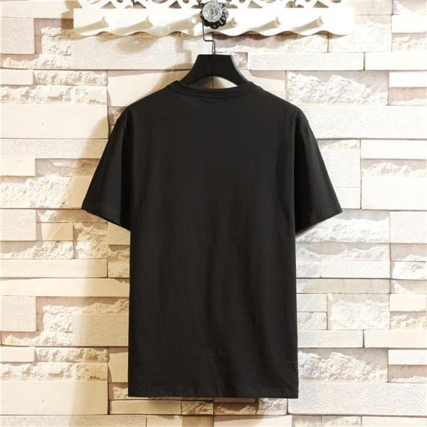 夏服 Tシャツ メンズ 半袖Tシャツ プリント カジュアル ルームウェア 部屋着 お兄系 ティーシャツ おしゃれ|otasukemann|07
