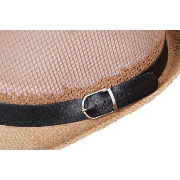 ストローハット 帽子 メンズ ハット 麦わら帽子 UVカット 日よけ帽子 紫外線対策 夏用帽子 おしゃれ 夏 otasukemann 12