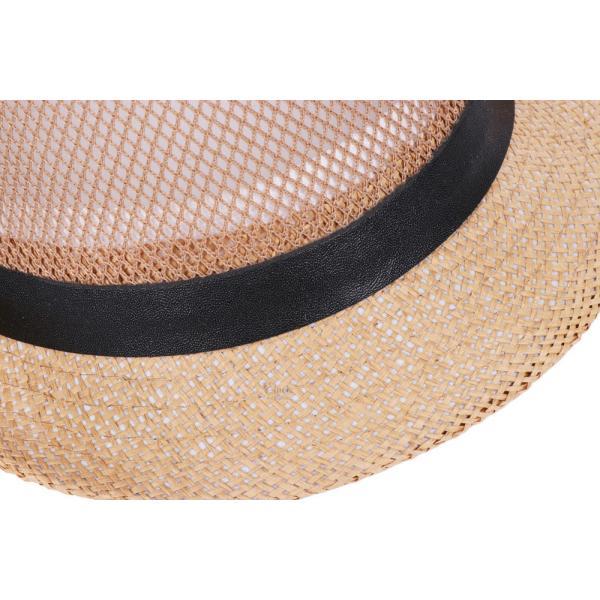 ストローハット 帽子 メンズ ハット 麦わら帽子 UVカット 日よけ帽子 紫外線対策 夏用帽子 おしゃれ 夏 otasukemann 14
