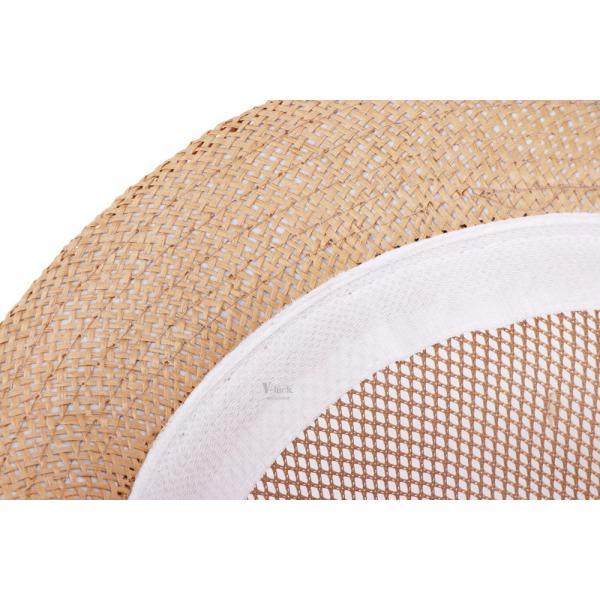 ストローハット 帽子 メンズ ハット 麦わら帽子 UVカット 日よけ帽子 紫外線対策 夏用帽子 おしゃれ 夏 otasukemann 15