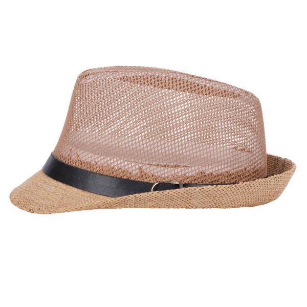ストローハット 帽子 メンズ ハット 麦わら帽子 UVカット 日よけ帽子 紫外線対策 夏用帽子 おしゃれ 夏 otasukemann 10