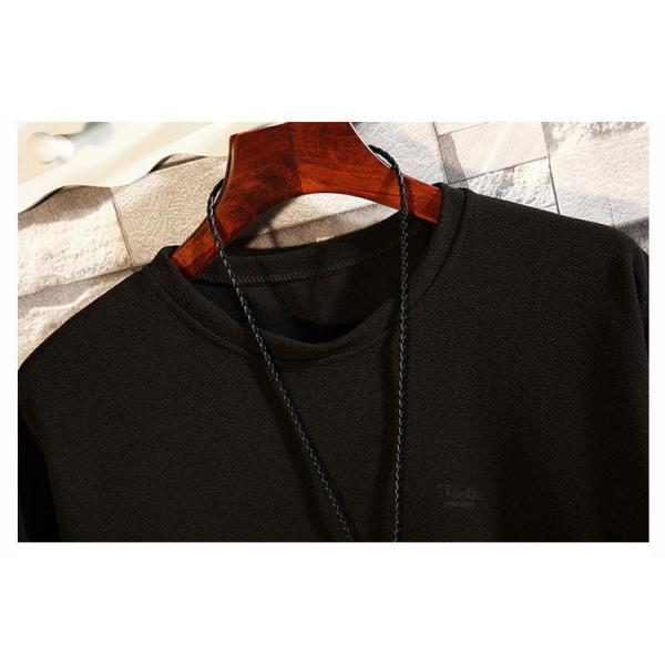 メンズTシャツ 半袖 カジュアル カットソー クルーネック 大きいサイズ T-shirt 半袖Tシャツ サマー お兄系 部屋着 夏物 送料無料|otasukemann|10