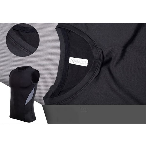 加圧シャツ コンプレッションウェア メンズ アンダーシャツ タンクトップ 加圧インナー 半袖Tシャツ ノースリーブ おしゃれ 吸汗速乾 夏 otasukemann 10