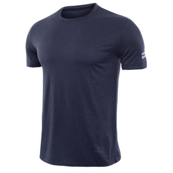 アンダーシャツ メンズ 半袖 加圧シャツ コンプレッションウェア 吸汗 速乾 トレーニングウェア 加圧インナー スポーツウェア|otasukemann|07
