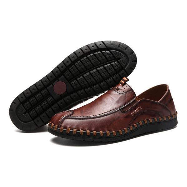 ローファーシューズ メンズ 紳士靴 スリッポン モカシン コンフォートシューズ 靴 リラックス オシャレ ドライビングシューズ リゾート 春夏|otasukemann|11