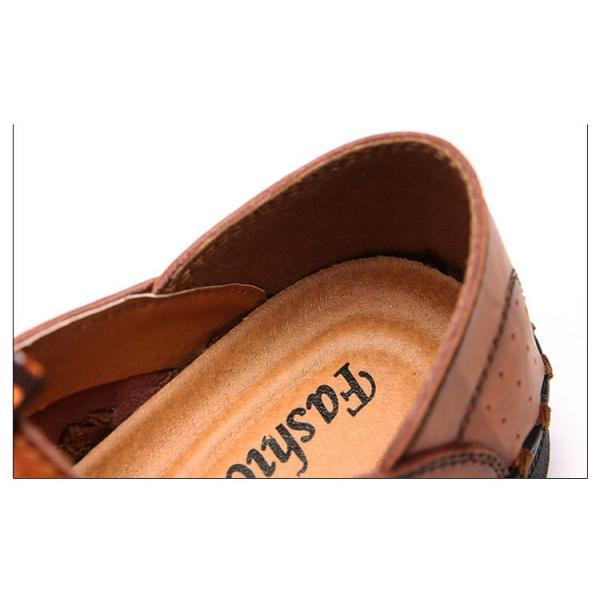 ローファーシューズ メンズ 紳士靴 スリッポン モカシン コンフォートシューズ 靴 リラックス オシャレ ドライビングシューズ リゾート 春夏|otasukemann|16