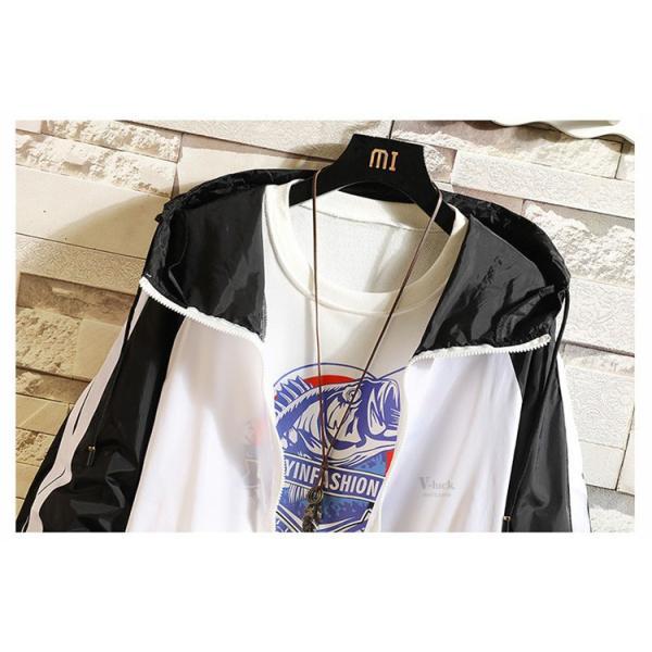 ジャケット メンズ UVカットパーカー マウンテンパーカー 薄手ジャケット ウィンドブレーカー アウトドア おしゃれ otasukemann 11