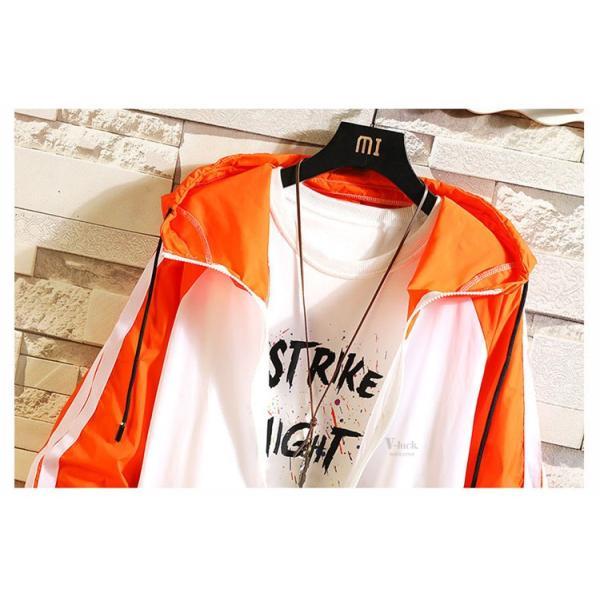 ジャケット メンズ UVカットパーカー マウンテンパーカー 薄手ジャケット ウィンドブレーカー アウトドア おしゃれ otasukemann 08