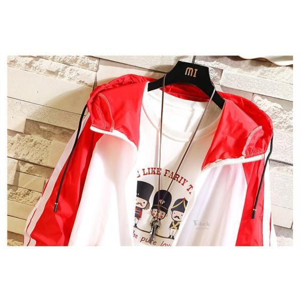 ジャケット メンズ UVカットパーカー マウンテンパーカー 薄手ジャケット ウィンドブレーカー アウトドア おしゃれ otasukemann 10