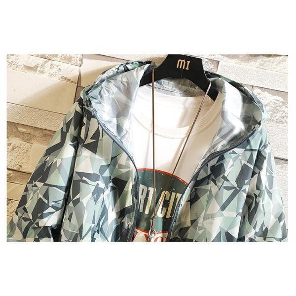 UVカット ウィンドブレーカー メンズ マウンテンパーカー ジャケット 薄手 シップジャケット パーカー 春夏秋 おしゃれ|otasukemann|15