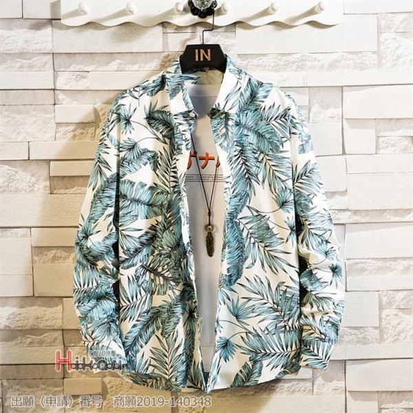 シャツ メンズ 長袖 開襟 カジュアルシャツ リネンシャツ 綿麻シャツ チェックシャツ トップス おしゃれ 長袖シャツ 夏|otasukemann|10