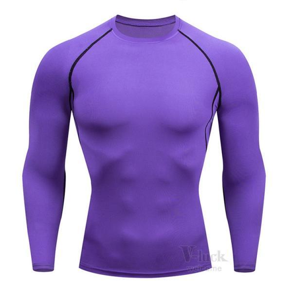 加圧シャツ メンズ アンダーシャツ Tシャツ 加圧インナー コンプレッションウェア 長袖 2019新作|otasukemann|12