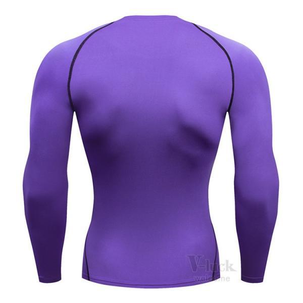 加圧シャツ メンズ アンダーシャツ Tシャツ 加圧インナー コンプレッションウェア 長袖 2019新作|otasukemann|13