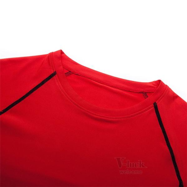 加圧シャツ メンズ アンダーシャツ Tシャツ 加圧インナー コンプレッションウェア 長袖 2019新作|otasukemann|18