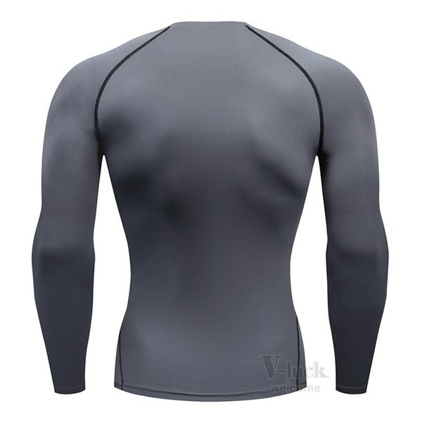 加圧シャツ メンズ アンダーシャツ Tシャツ 加圧インナー コンプレッションウェア 長袖 2019新作|otasukemann|07