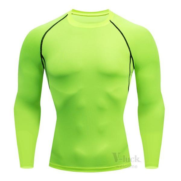 加圧シャツ メンズ アンダーシャツ Tシャツ 加圧インナー コンプレッションウェア 長袖 2019新作|otasukemann|10