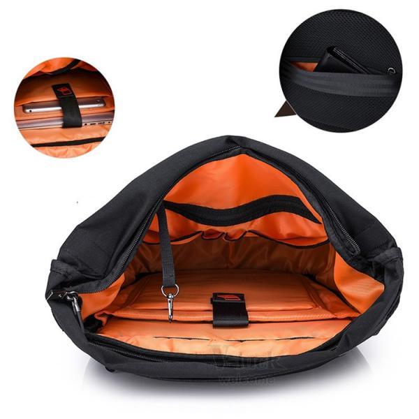 リュック メンズ リュックサック ビジネスリュック バッグ USB 充電 大容量 防水 通学 スポーツ 登山 通勤 旅行 出張 otasukemann 11