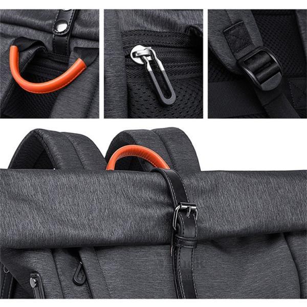 リュック メンズ リュックサック ビジネスリュック バッグ USB 充電 大容量 防水 通学 スポーツ 登山 通勤 旅行 出張 otasukemann 16