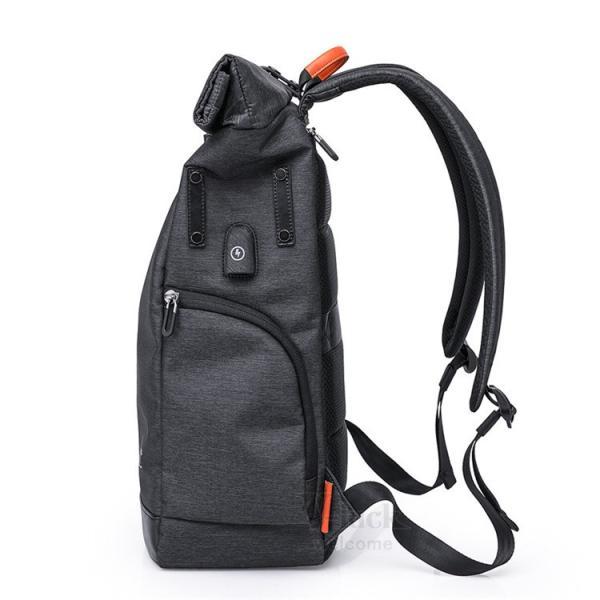 リュック メンズ リュックサック ビジネスリュック バッグ USB 充電 大容量 防水 通学 スポーツ 登山 通勤 旅行 出張 otasukemann 09