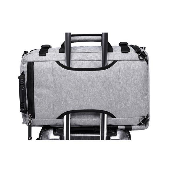 ビジネスリュック メンズ ショルダーバッグ リュックサック 3way バックパック デイパック キャリーケース 大容量|otasukemann|16