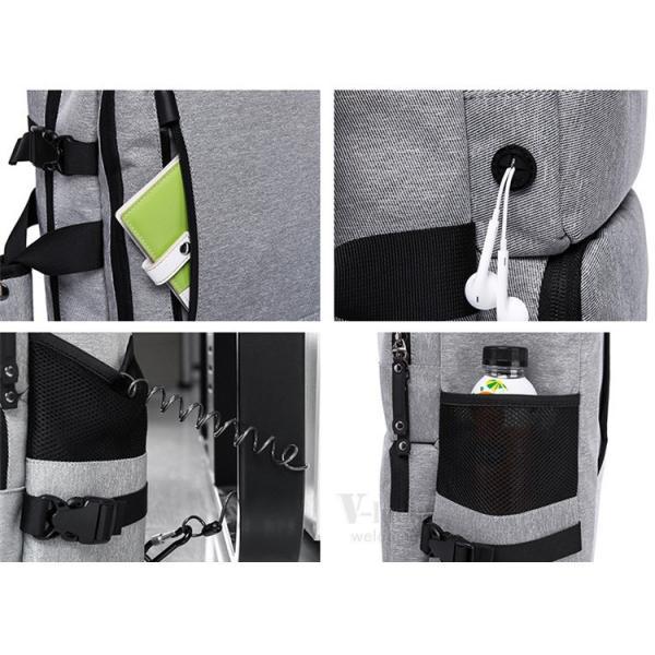 ビジネスリュック メンズ ショルダーバッグ リュックサック 3way バックパック デイパック キャリーケース 大容量|otasukemann|20
