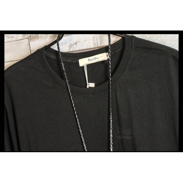 Tシャツ メンズ 半袖 アメカジ カレッジ クルーネック カットソー カジュアル ティーシャツ ファッション 夏 送料無料 otasukemann 12
