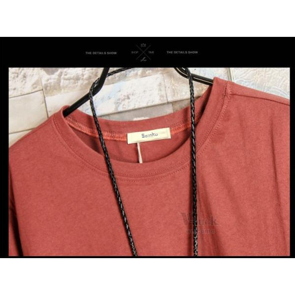 Tシャツ メンズ 半袖 アメカジ カレッジ クルーネック カットソー カジュアル ティーシャツ ファッション 夏 送料無料 otasukemann 13