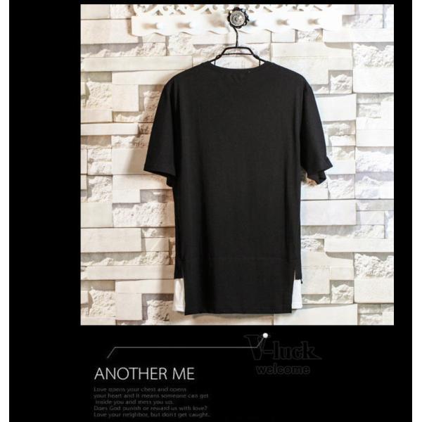 Tシャツ メンズ 半袖 アメカジ カレッジ クルーネック カットソー カジュアル ティーシャツ ファッション 夏 送料無料 otasukemann 05
