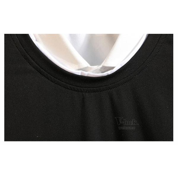 Tシャツ メンズ カジュアル 長袖Tシャツ おしゃれ 無地 クルーネック ティーシャツ トレーナー 部屋着 秋服 送料無料 otasukemann 14