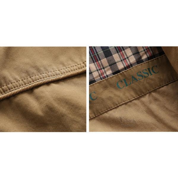 ミリタリージャケット メンズ フライトジャケット ジャンパー ファッション スイングトップ お兄系 アウター 欧米風|otasukemann|12