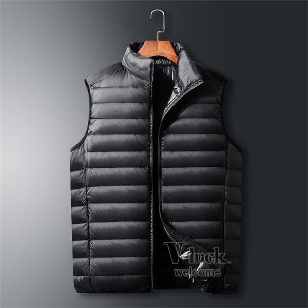 ダウンベスト メンズ ベスト 暖かいベスト キルティング ジャケット メンズベスト 防寒 おしゃれ アウター|otasukemann|05