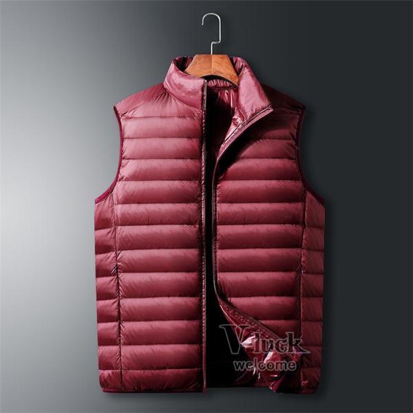 ダウンベスト メンズ ベスト 暖かいベスト キルティング ジャケット メンズベスト 防寒 おしゃれ アウター|otasukemann|06