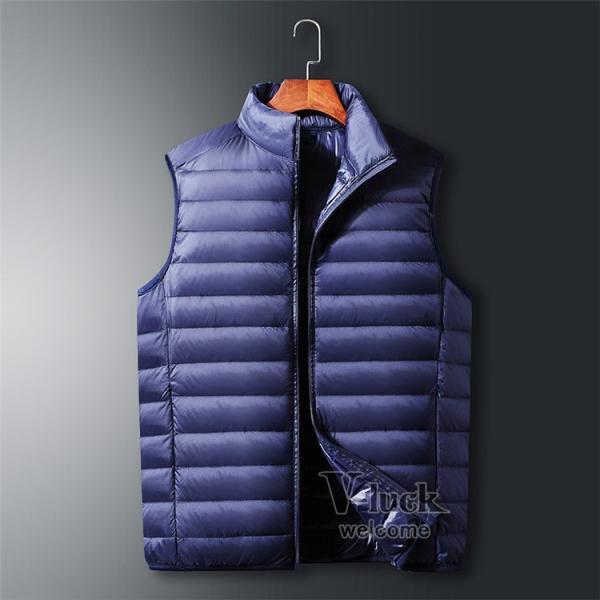 ダウンベスト メンズ ベスト 暖かいベスト キルティング ジャケット メンズベスト 防寒 おしゃれ アウター|otasukemann|07