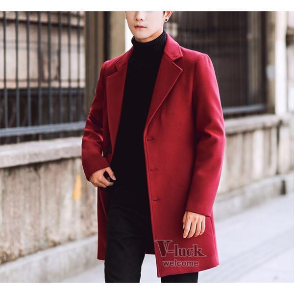 チェスターコート メンズ トレンチコート ビジネスジャケット 中綿ジャケット メンズコート 防寒 秋冬|otasukemann|11